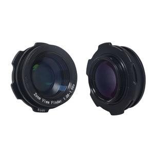 Image 5 - Mcoplus 1.08x 1.60x Zoom Viewfinder Eyepiece Eyecup Magnifier for Nikon D7100 D7000 D5200 D800 D750 D600 D3100 D5000 D300 D90