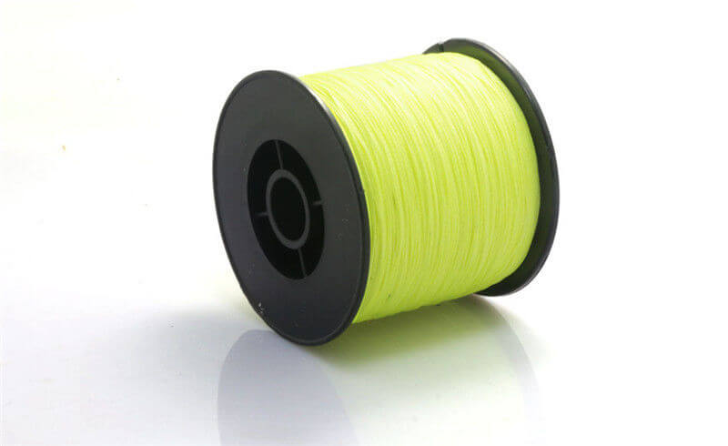 500M 4 Strands PE Braided Fishing Line Agepoch Super Strong Dyneema Spectra Extreme Level Floating Line Ocean Rock Raft Boat Sea