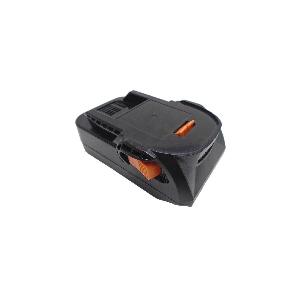 Sostituzione power tool batteria per R840085 Ridgid 18 V 1.5Ah Batteria Agli Ioni di Litio X3 X4 Trapani Seghe Impatti RigidaSostituzione power tool batteria per R840085 Ridgid 18 V 1.5Ah Batteria Agli Ioni di Litio X3 X4 Trapani Seghe Impatti Rigida