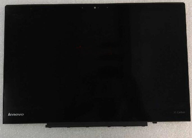 Laptop lcd For Lenovo ThinkPad New X1 Carbon LP140QH1 SPA2 LCD Display touch screen digitizer replacement repair panel