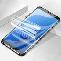 Película de hidrogel suave para Huawei Mate 9 10 pro Honor 7X V10 Nova 2S 2i 3E P9 Lite película protectora de pantalla completa (no vidrio)