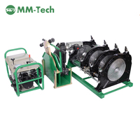 SWT B315/90H butt fusion machine for hdpe pipe,butt fusion machine for pe pipes,butt fusion machine for pipe connect