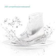 Rain Shoe Cover for Men Women All Seasons Shoes Protector Boot Covers Reusable