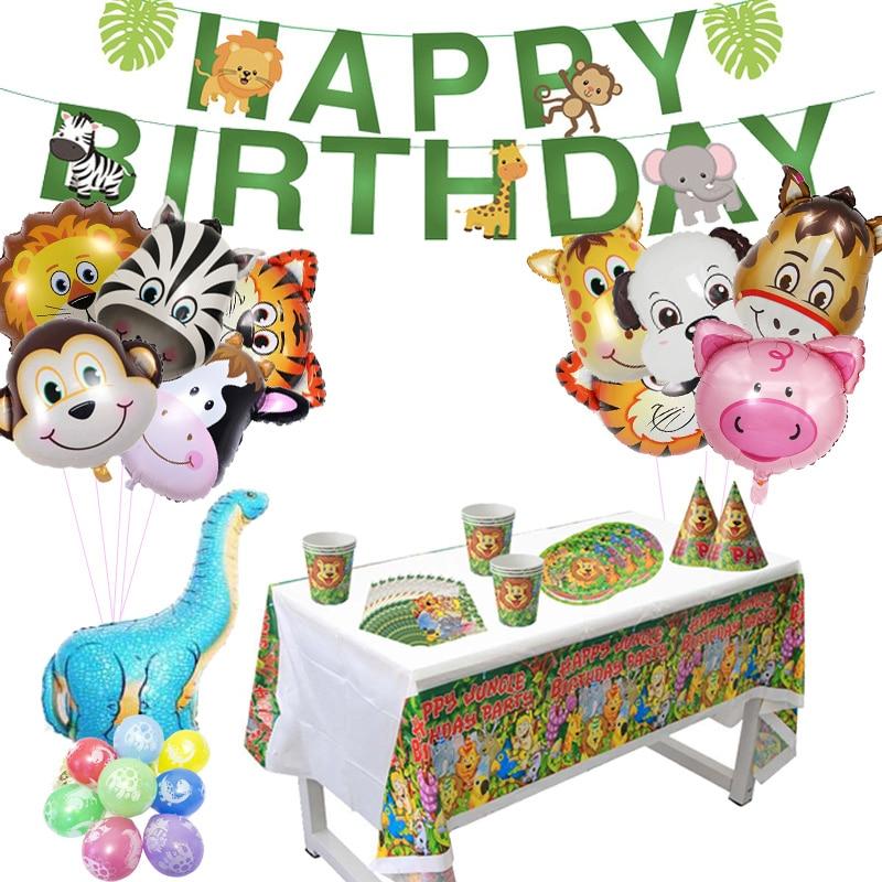 monkey 1st birthday decorations 34-1