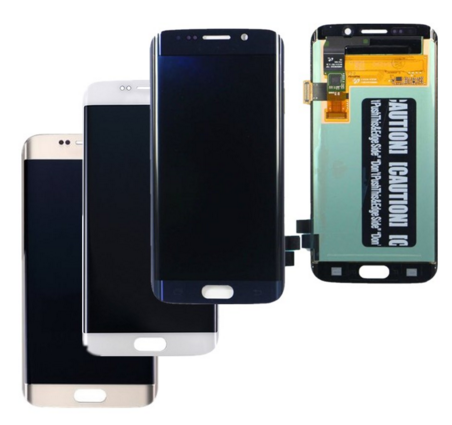 Original LCD Display Touch Screen Digitizer For Samsung s6 edge G925F G925S G925p G925A 100% tested good free shipping factory price lcd screen for samsung galaxy s6 edge lcd display touch screen digitizer g925f g925s g925p g925a free shipping