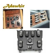 Мощность переключатель окна для Mercedes-Benz ML230 ML320 ML 270 CDI ML400 ML430 ML55AMG A1638206610 1638206610 A1638200910 A1638202410