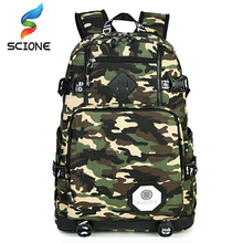 2017 Special Hot A++ Men's Outdoor Sport backpack Computer School Backpacks Travel Rucksacks For teenage mochila male Escolar