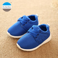 2017 bebé kids walking shoes 0-3 años de edad de la moda shoes boys and girls canvas shoes niños casual sports shoes sneakers