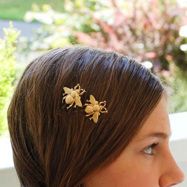 1pc Bee Shape Hairpin