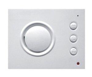 Image 2 - Sistema de intercomunicação não visual da segurança da qualidade superior para 24 apartamentos, telefone de porta áudio sem mão, desbloqueio de senha