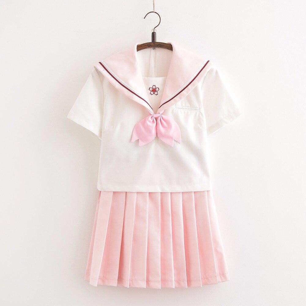 Long Sleeved Polo Shirts School Uniform Bcd Tofu House