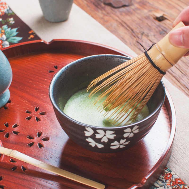 Японская маття бамбуковая щетка Чай набор Japan чайный набор Чай Аксессуары кунг-фу Чай чашки инструменты