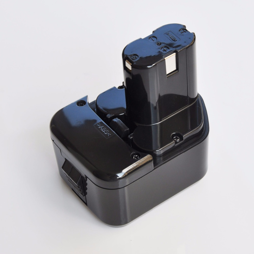 1-2PCS 3.0AH <font><b>12V</b></font> Ni-MH Rechargeable <font><b>Battery</b></font> cell for Hitachi cordless Electric drill screwdriver EB1212S EB1214S EB1220BL image