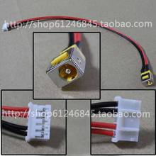 Free shipping For Acer Aspire 7738 7738G notebook with a line power connector power head