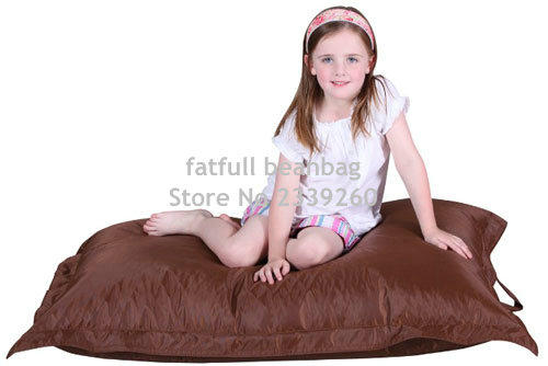Cover Only No Filler Two Room Seat Bean Bag Chair Home Furniture Sofa Xl Kids Beanbag Cushion Hammock Recliner