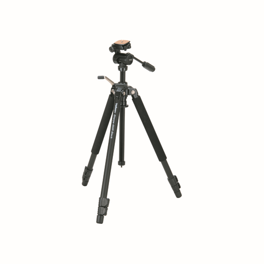 VELBON Sherpa Camera Tripod 450R with PH 157Q B extended