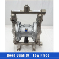 SS Air Operated 3M3 H Diaphragm Pump QBY 25