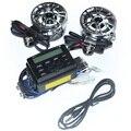 12 v 15-30 W Impermeable de La Motocicleta de Audio MP3 Altavoz Amplificador con Función FM Envío Libre 12001314