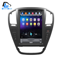 12.8 inch 4G Lte Vertical screen android multimedia video radio player for Opel Old Insignia 2009 2013 years navigation stereo
