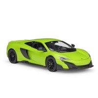 Welly 1:24 Mclaren 675LT Diecast Alloy Model Car Toy Car