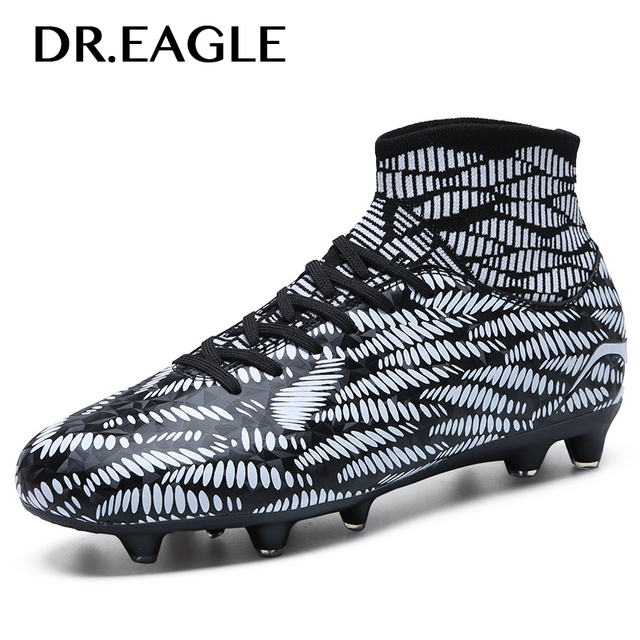3b27197d9406 EAGLE Ball futzalki soccer superfly cleats football shoes boots man sock  trainers sports high