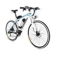 Tb310905/Электрический горный велосипед 26 дюймов алюминиевый сплав литиевая Электрический велосипед 36/48 В взрослый велосипед
