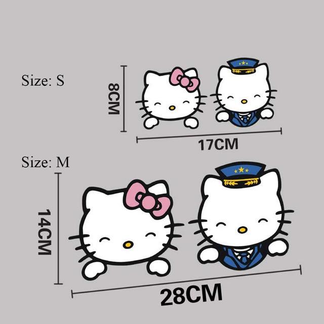 Aliexpresscom Beli Selamat Hug Sepasang Kekasih Hello Kitty Mobil
