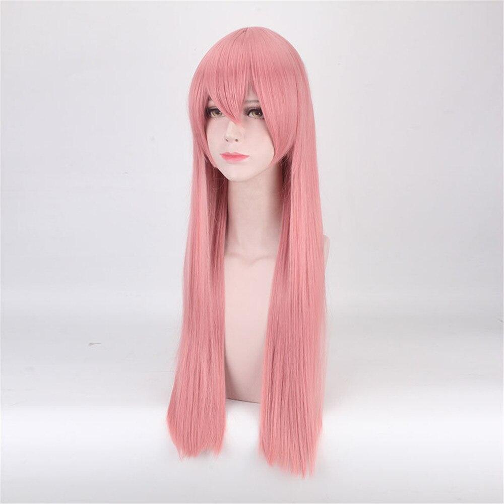 Wotaku ni Koi wa Muzukashii Otaku Momose Narumi Cosplay Hair Wig Free Shipping