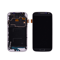 5.0'' For Samsung Galaxy S4 GT i9505 i9500 i337 LCD Display with Touch Screen Digitizer Assembly With Frame