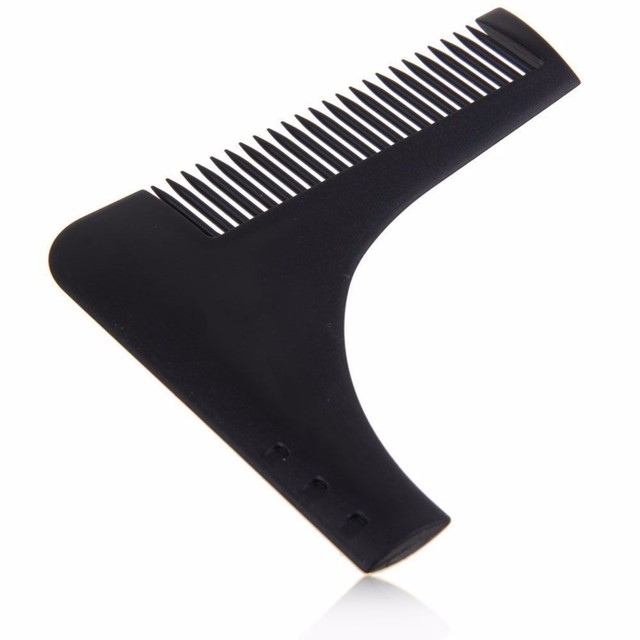 Beard Shaping Styling Template B Tool Style Your With Ease And Achieve That Barber Finish Look Our