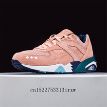 de5e61dfe871 PUMA R698 X ALIFE pink 360749-01 Men and Women Badminton shoes Size 36-44