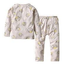 Cute Sheep Printed Pajamas for Boys