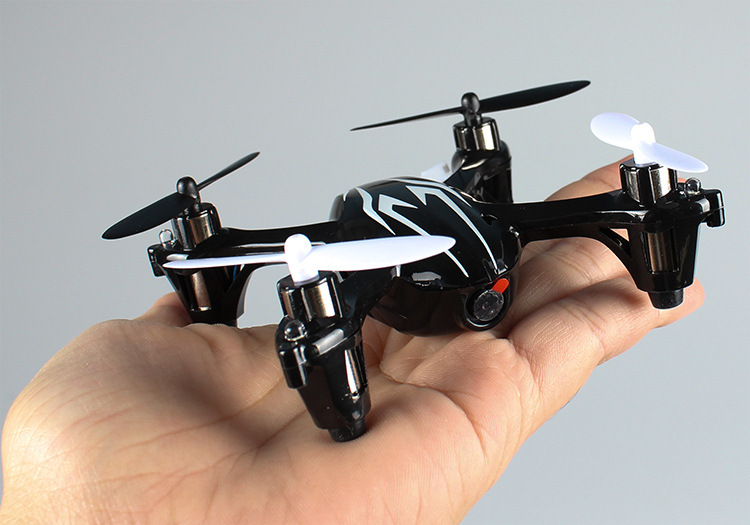 Rc Mini Drones With Camera Hd 4ch Helicopter Remote Control Quadcopter Flying Kids Dron Micro In RC Helicopters From Toys