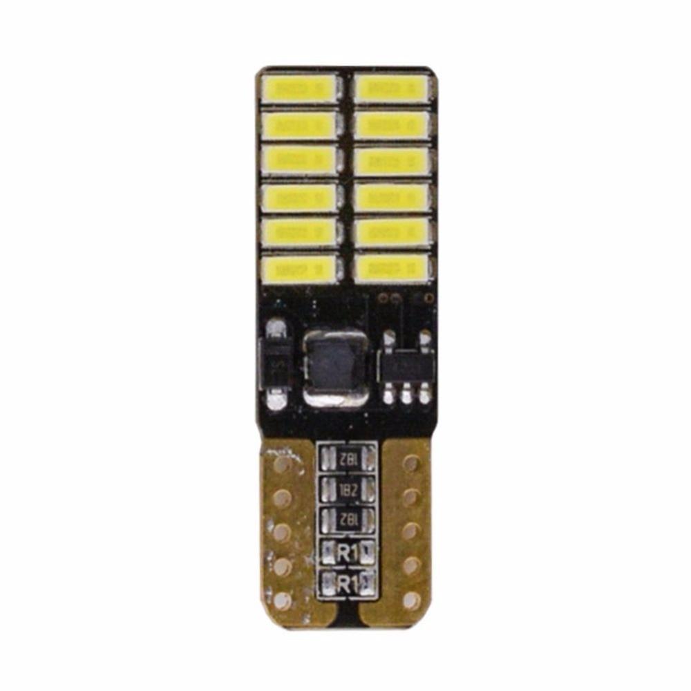 Katur 10x Χωρίς πολικότητα T10 800 Lumens W5W LED - Φώτα αυτοκινήτων - Φωτογραφία 4