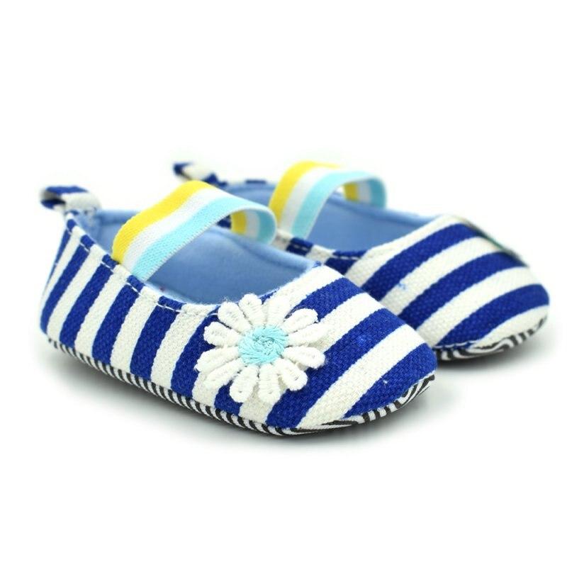 7cdefb2e753 Lindo bebé niño del bebé Niñas niños flor suave suela Zapatos zapatilla  recién nacido 0-18 m
