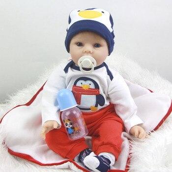 Кукла-младенец KEIUMI 22INCHKUM2017310 3