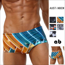 Sexy Men Bathing Suit Mens Swim Briefs Gay Plus Size Swimwear Gay Penis Pouch Swimming Trunk Shorts surfing Swimsuit(China)