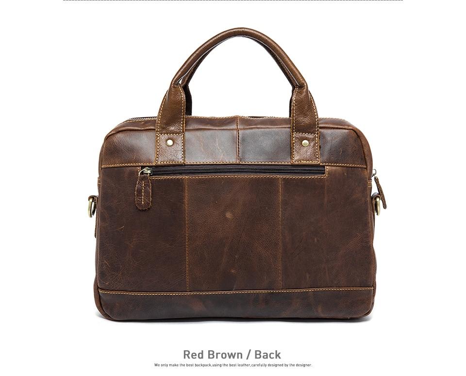 portátil de negócios de couro sacos de