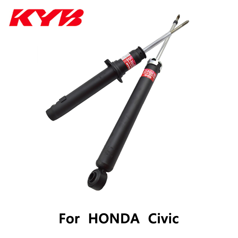 KYB car rear shock absorber 341224 for HONDA Civic auto parts kyb car right front shock absorber 339232 for toyota highlander auto parts