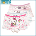 Girls Underwear 4pcs/Lot Cute Cartoon Soft Cotton Kids Panties Children's Girls Baby Boxer Briefs Underpants 5 kind of style