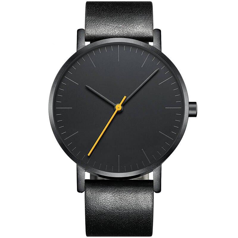 SEKARO 2802 Switzerland watches men luxury brand simple neutral fashion trend quartz watch waterproof Bauhaus German simplicity bauhaus