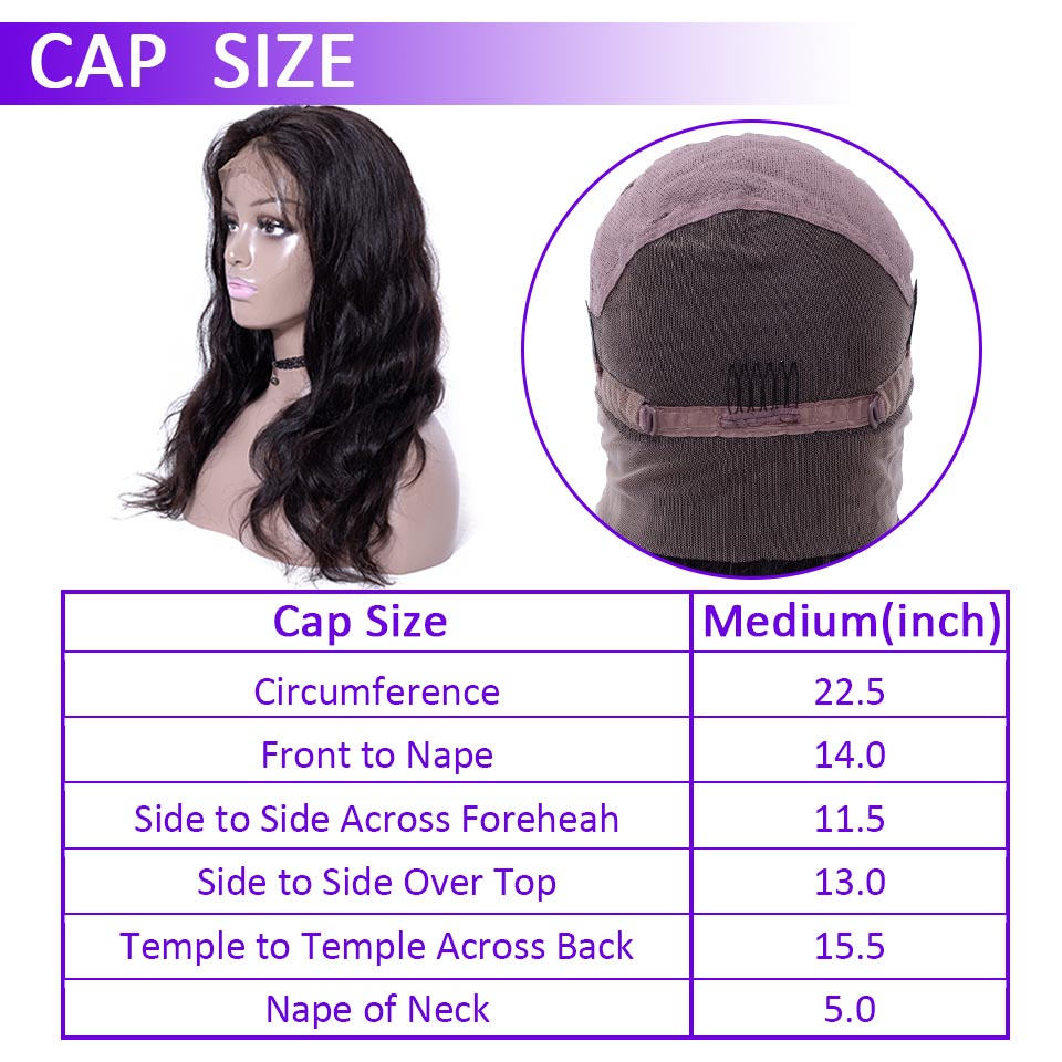body wave full lace wig2