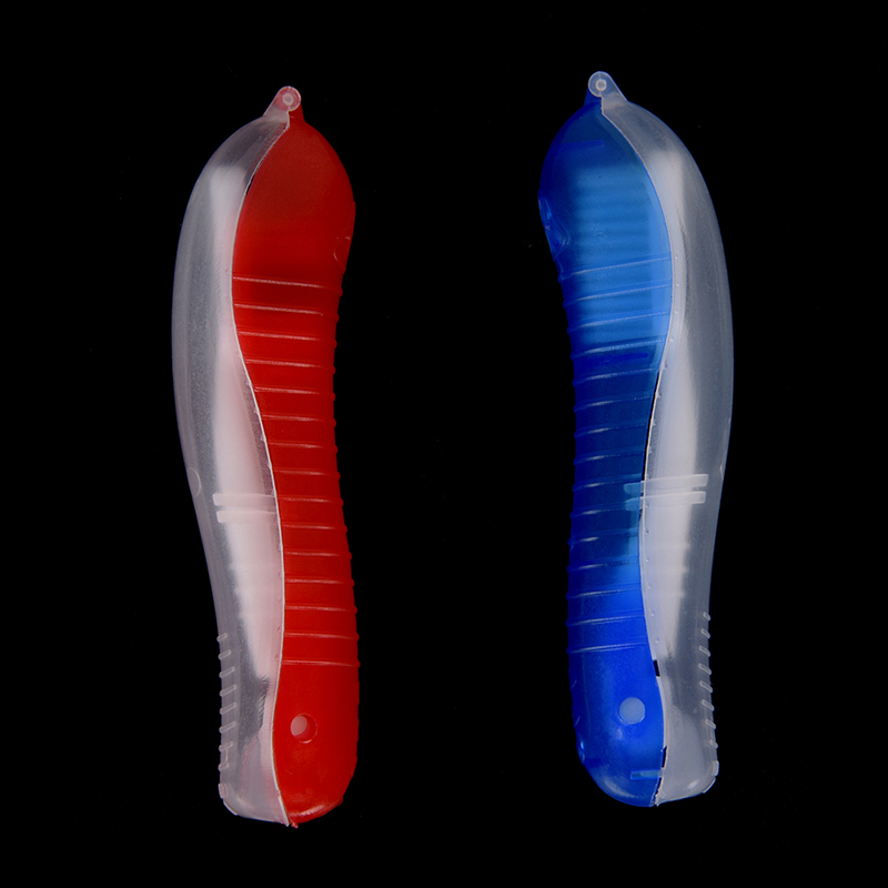 Foldable 1PCS Travel Toothbrush Replacement Portable Soft Bristle Toothbrush Camping Holiday Outdoor Toothbrush image