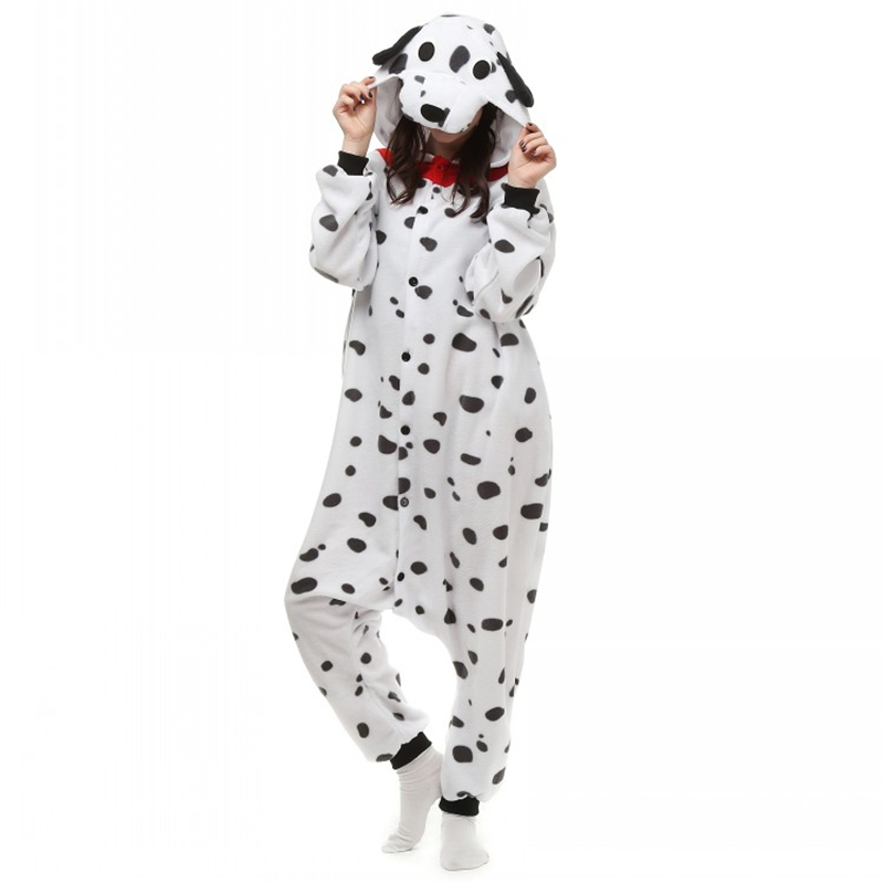 Unisex Adults White Dalmatian Spot Dog Costume Pajama Halloween Christmas Onesies Teenagers Famous Brand Cartoon Lounge Wear on Aliexpress.com | Alibaba ...  sc 1 st  AliExpress.com & Unisex Adults White Dalmatian Spot Dog Costume Pajama Halloween ...