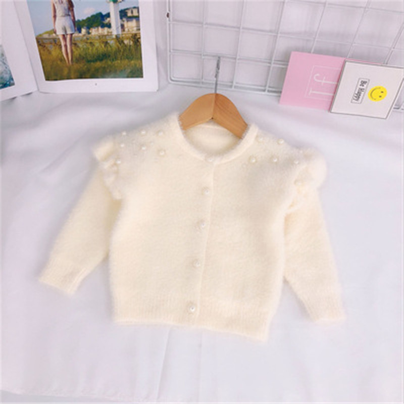 HTB1kLA.X16sK1RjSsrbq6xbDXXaI - Infant Baby Toddler Clothes Sweaters Knitted Pearls Cardigan Coat For Girls Kids Coats And Jackets Children Outwear AA3311