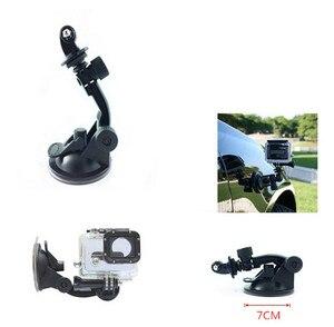 Image 5 - GoPro Kit di Accessori Per Go Pro SJCAM SJ4000 SJ5000 SJ7000 Action Camera accessori Pacchetto Set Per Hero 1 2 3 3 + 4 Xiao Mi Yi