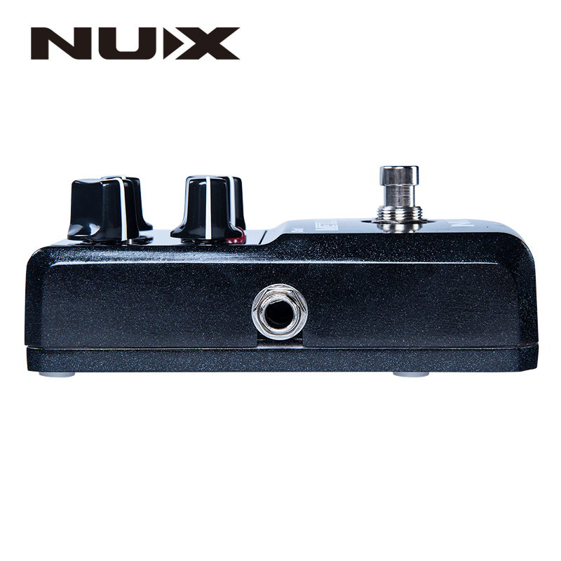 NUX METAL Core Deluxe Extreme Metal distortion Guitar Effects Pedal Upgraded mode High Gain 2 models