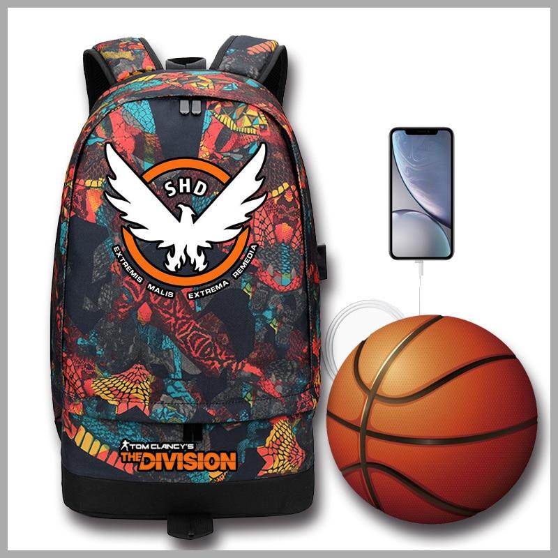 2018 nouveau Style de rue USB chargeur sac à dos pour ordinateur portable Harri Potter impression sac à dos poudlard toile sacs d'école voyage sac à dos