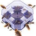 1 шт.  ловушка для тараканов  можно повторно использовать для устранения тараканов  ловушек на домашней кухне