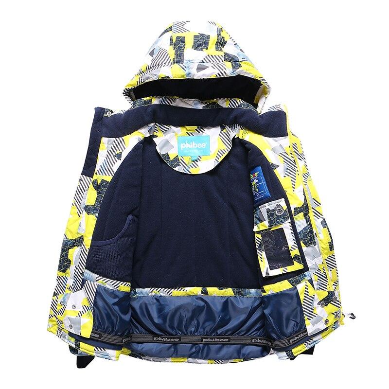 Detector New Kids Jongens Winterkleding Set Skijassen Pant Snow Suit - Sportkleding en accessoires - Foto 3